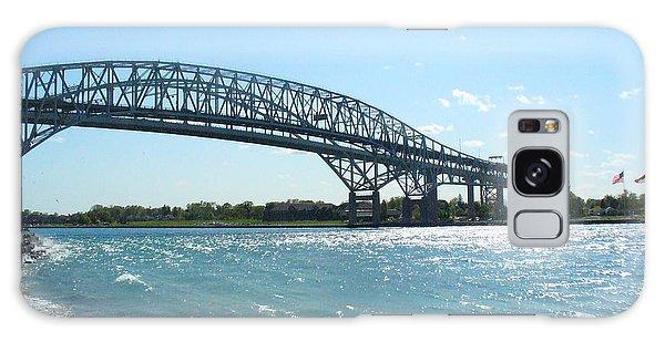 Bluewater Bridges Galaxy Case