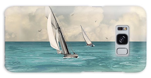 Bluewater Cruising Sailboats Galaxy Case