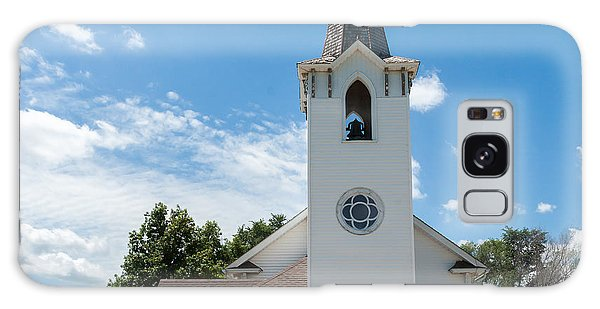 Bluffs Trinity Lutheran Church Galaxy Case