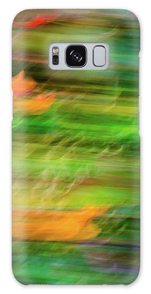 Blurred #11 Galaxy Case