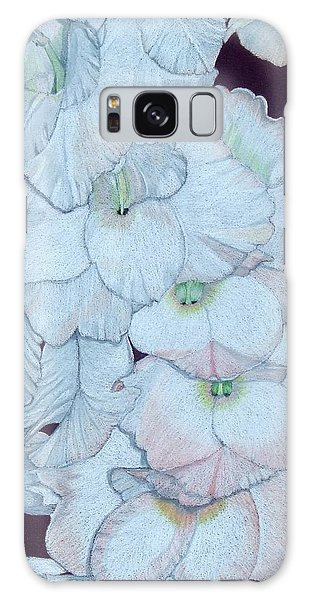 Blush Galaxy Case by Anita Putman