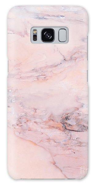 Blush Marble Galaxy Case