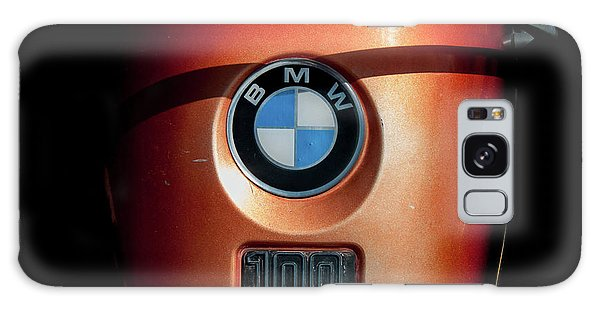 Galaxy Case featuring the photograph Bmw 100 S by Britt Runyon