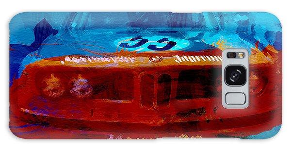 Vintage Cars Galaxy Case - Bmw Jagermeister by Naxart Studio
