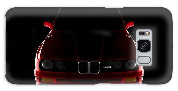 Bmw M3 E30 - Front View Galaxy Case