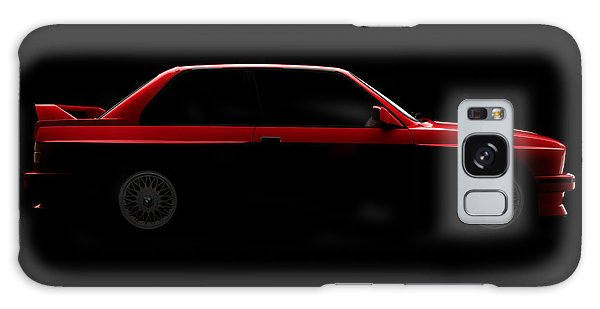 Bmw M3 E30 - Side View Galaxy Case