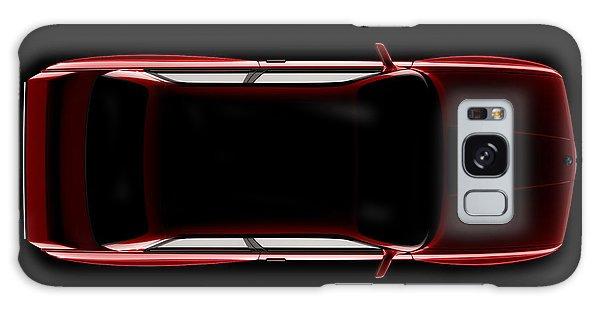 Bmw M3 E30 - Top View Galaxy Case