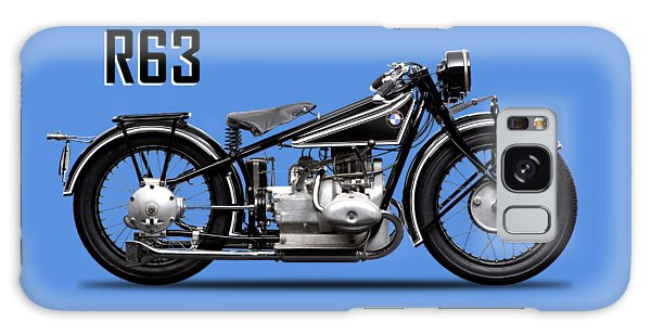 Motion Galaxy Case - The R63 Motorcycle by Mark Rogan