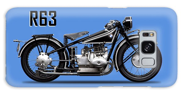 Galaxy Case - The R63 Motorcycle by Mark Rogan