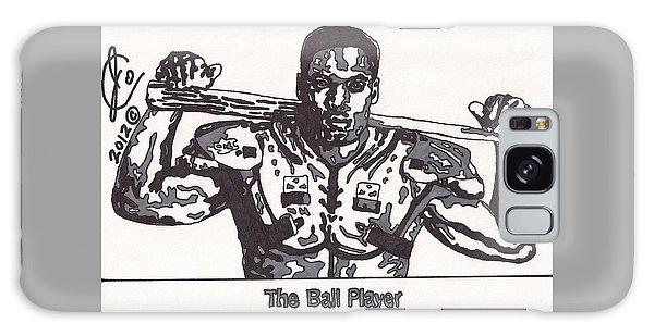 Bo Jackson The Ball Player Galaxy Case