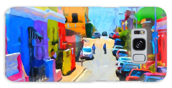 Bo-kaap Galaxy Case by Chris Armytage