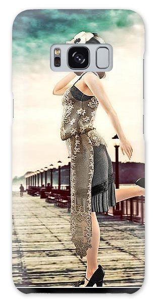 Boardwalk 1920 Galaxy Case