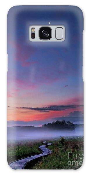Boardwalk Galaxy Case by Nicki McManus