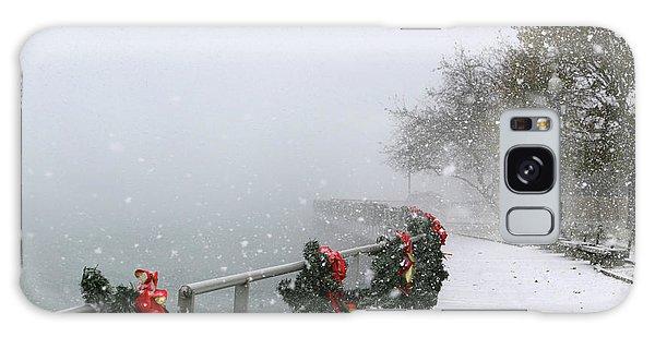 Boardwalk Snowstorm 2 2017 Galaxy Case