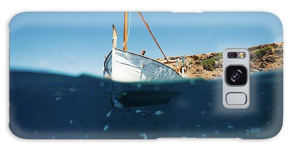 Boat I Galaxy Case