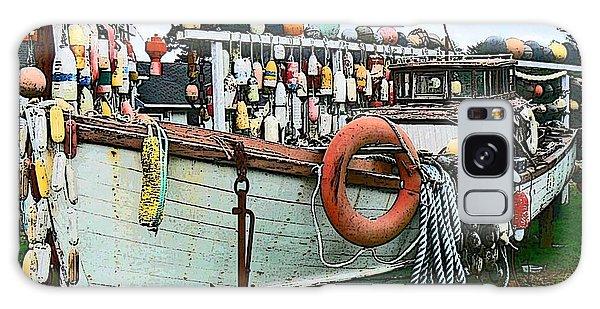 Boat Yard Galaxy Case