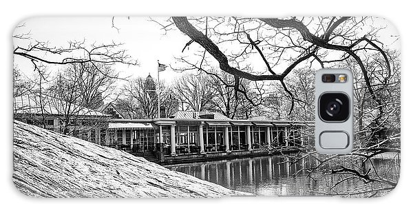 Boathouse Central Park Galaxy Case