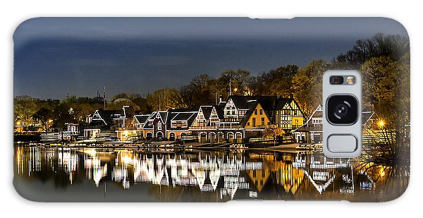 Boathouse Row Galaxy S8 Case