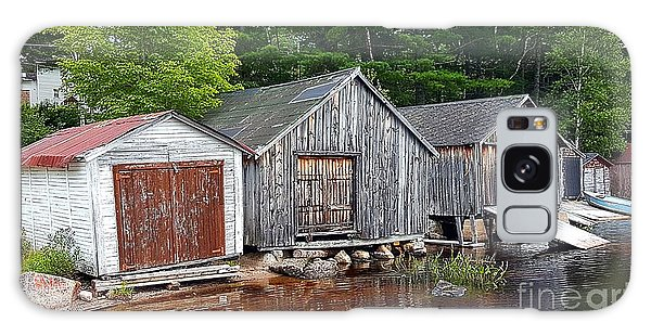 Boathouses - Mcadam Nb Galaxy Case