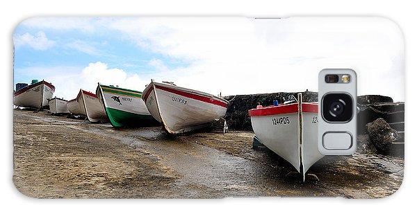 Boats,fishing-24 Galaxy Case