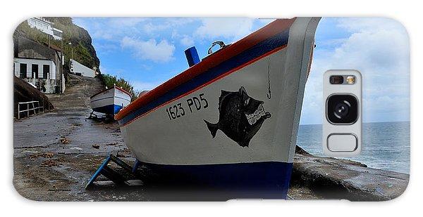 Boats,fishing-26 Galaxy Case