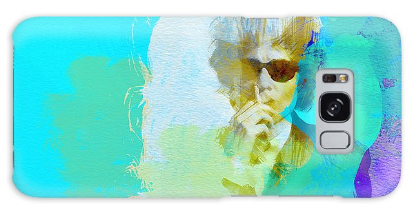 Bob Dylan Galaxy Case by Naxart Studio
