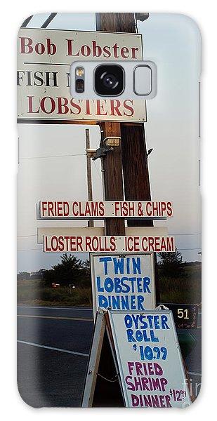 Bob Lobster Fish Market Galaxy Case