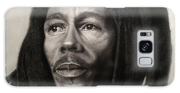 Bob Marley Drawing Galaxy Case