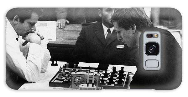 Bobby Fischer (1943-2008) Galaxy Case