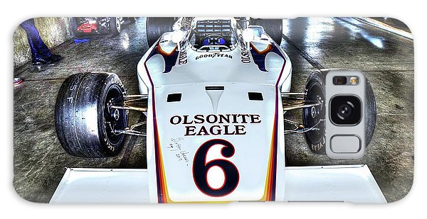 Bobby Unser's 1972 Indianapolis 500 Car. Galaxy Case