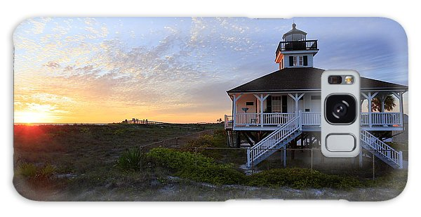 Boca Grande Lighthouse, Gasparilla Island, Florida, U S A Galaxy Case