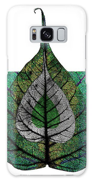 Bodhi Leaf Galaxy Case