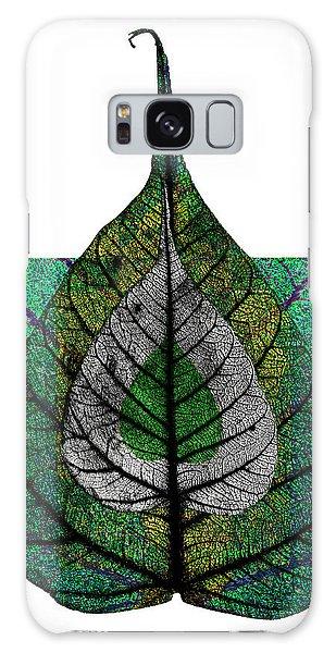 Bodhi Leaf Galaxy Case