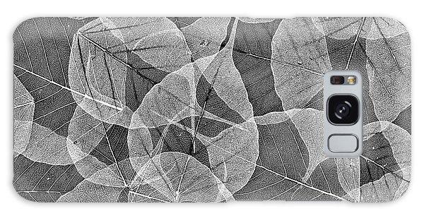 Leaf Galaxy Case - Bodhi Tree Leaves by Tim Gainey