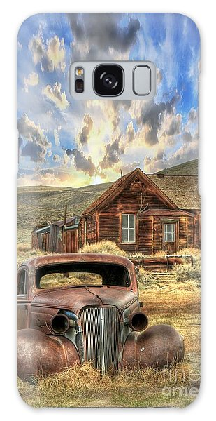 Bodie Ghost Town Galaxy Case by Benanne Stiens