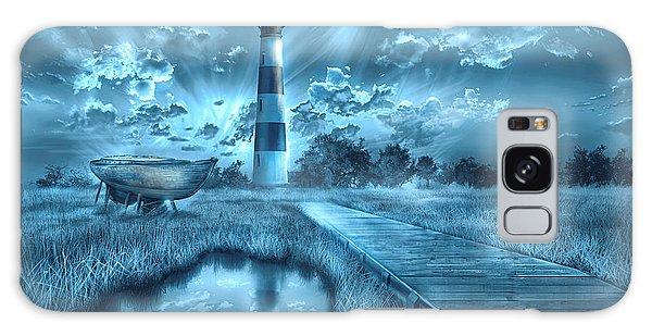 Bodie Galaxy Case - Bodie Island Lighthouse 2 by Bekim M