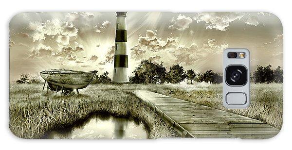 Bodie Galaxy Case - Bodie Island Lighthouse 3 by Bekim M