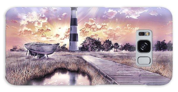 Bodie Galaxy Case - Bodie Island Lighthouse 4 by Bekim M