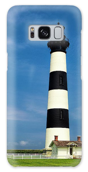 Bodie Galaxy Case - Bodie Island Lighthouse by Andrew Soundarajan