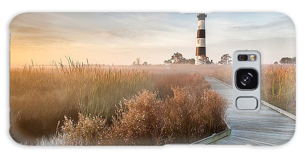 Bodie Galaxy Case - Outer Banks North Carolina Bodie Island Lighthouse by Mark VanDyke