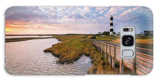 Bodie Island Lighthouse Outer Banks North Carolina Obx Nc Galaxy Case
