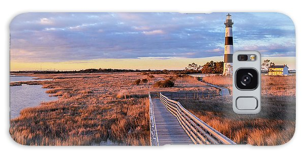 Bodie Lighthouse Galaxy Case