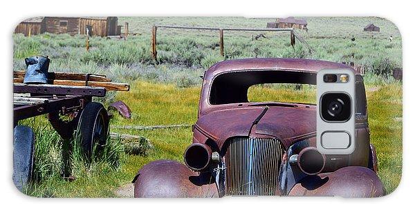 Bodie Rust Galaxy Case
