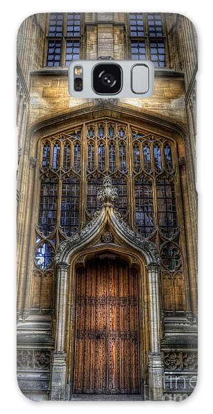 Bodleian Library Door - Oxford Galaxy Case