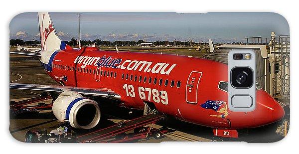 Boeing 737-7q8 Galaxy Case by Tim Beach