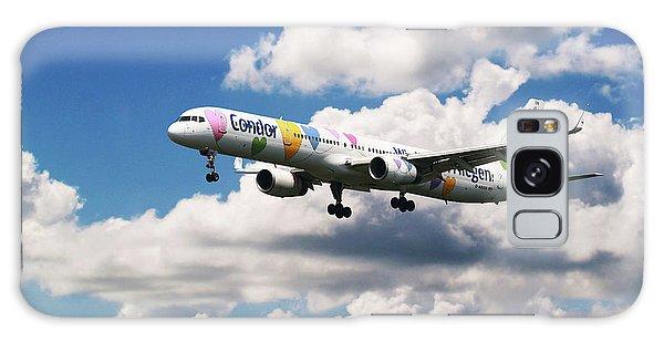Boeing 757 Condor Airlines Galaxy S8 Case
