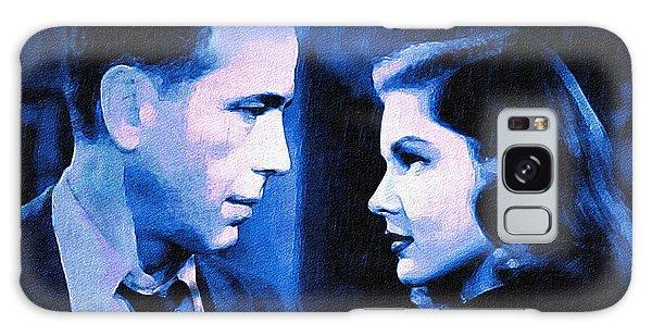 Bogart And Bacall - The Big Sleep Galaxy Case