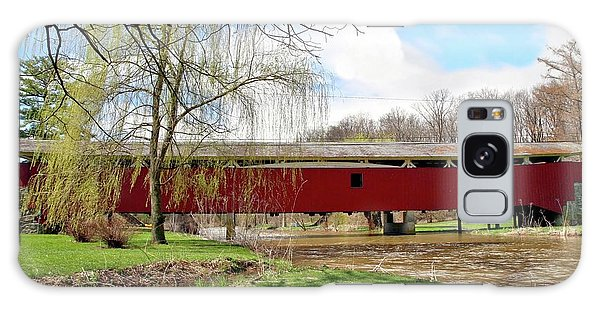 Bogert Covered Bridge Galaxy Case