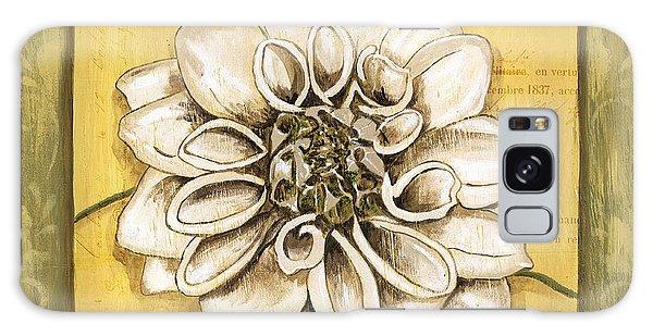 Bloom Galaxy Case - Bohemian Dahlia 1 by Debbie DeWitt
