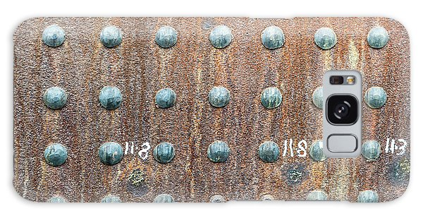 Boiler Rivets Galaxy Case